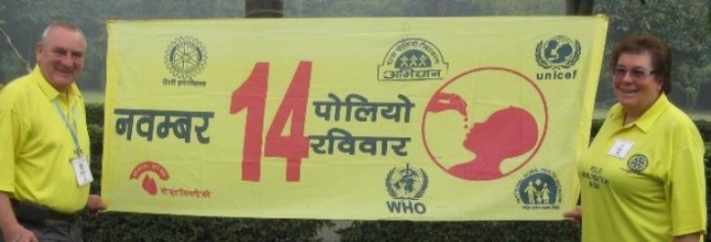 End Polio Now - India, November 2010