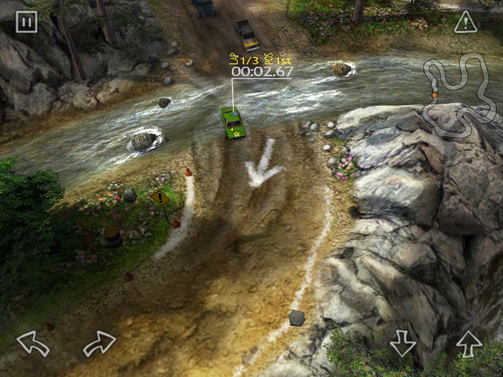 Reckless Racing: iPad HD - $4.99 / iPhone - $0.99 / iPhone Free - Free