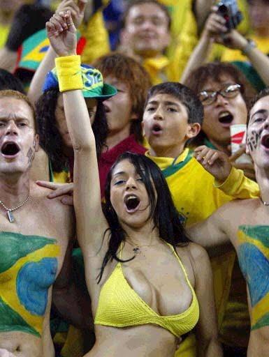 mujer de brasil: