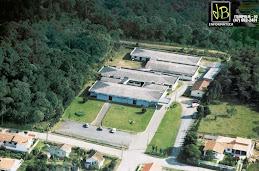 Vista aérea do Hospital Sto. Antônio