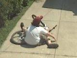 El castañazo… en Cleveland 0023-Bici-Cleveland02