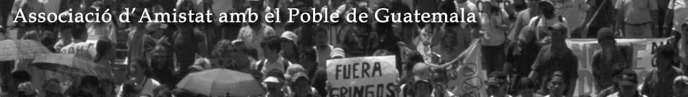 Associació d'Amistat amb el Poble de Guatemala