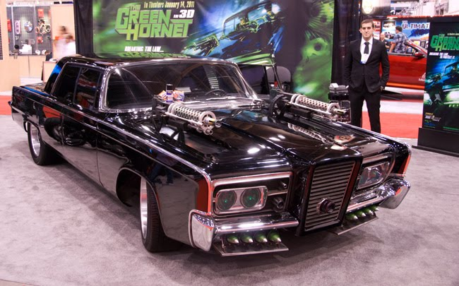 Original Green Hornet. The original Green Hornet or