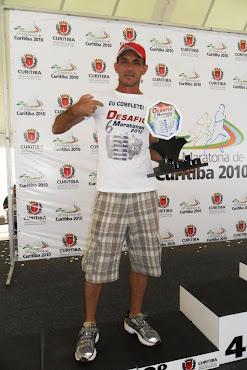 TINIL no DESAFIO DAS 6 MARATONAS BRASILEIRAS 2010!