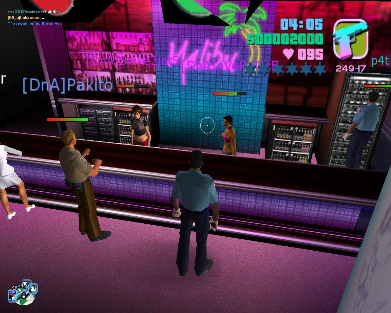 GTA III   GTA Vice City   Multiplayer Mod  Full Espa  Ol   2 CD S ISO