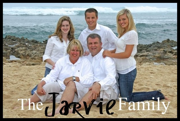 The Jarvie Family