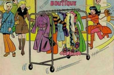 betty and veronica sale coatrack winter sabrina archie