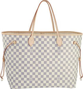 thebagbag: Tas LV Neverfull GM Damier Canvas KW SUPER (SOLD OUT)