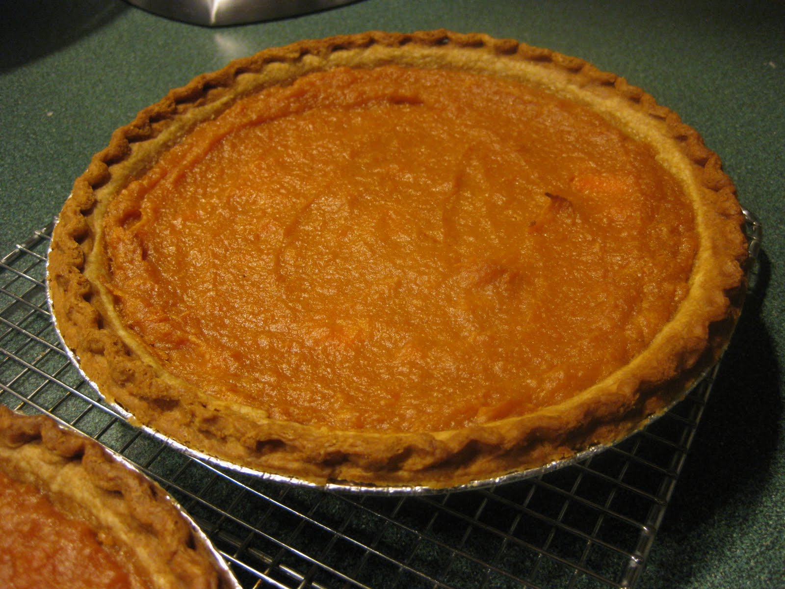 My Life On A Plate: Sweet Potato Pie