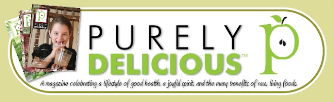 Purely Delicious Magazine Blog