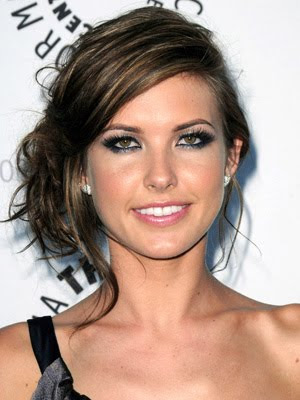 audrina patridge blonde hair. Audrina Patridge Blonde Hair.