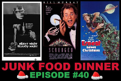 jfd40 silent night bloody night scrooged ernest saves christmas - Ernest Saves Christmas