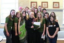 Dr. Jane Goodall: Gombe Chimp Reserve, Tanzania