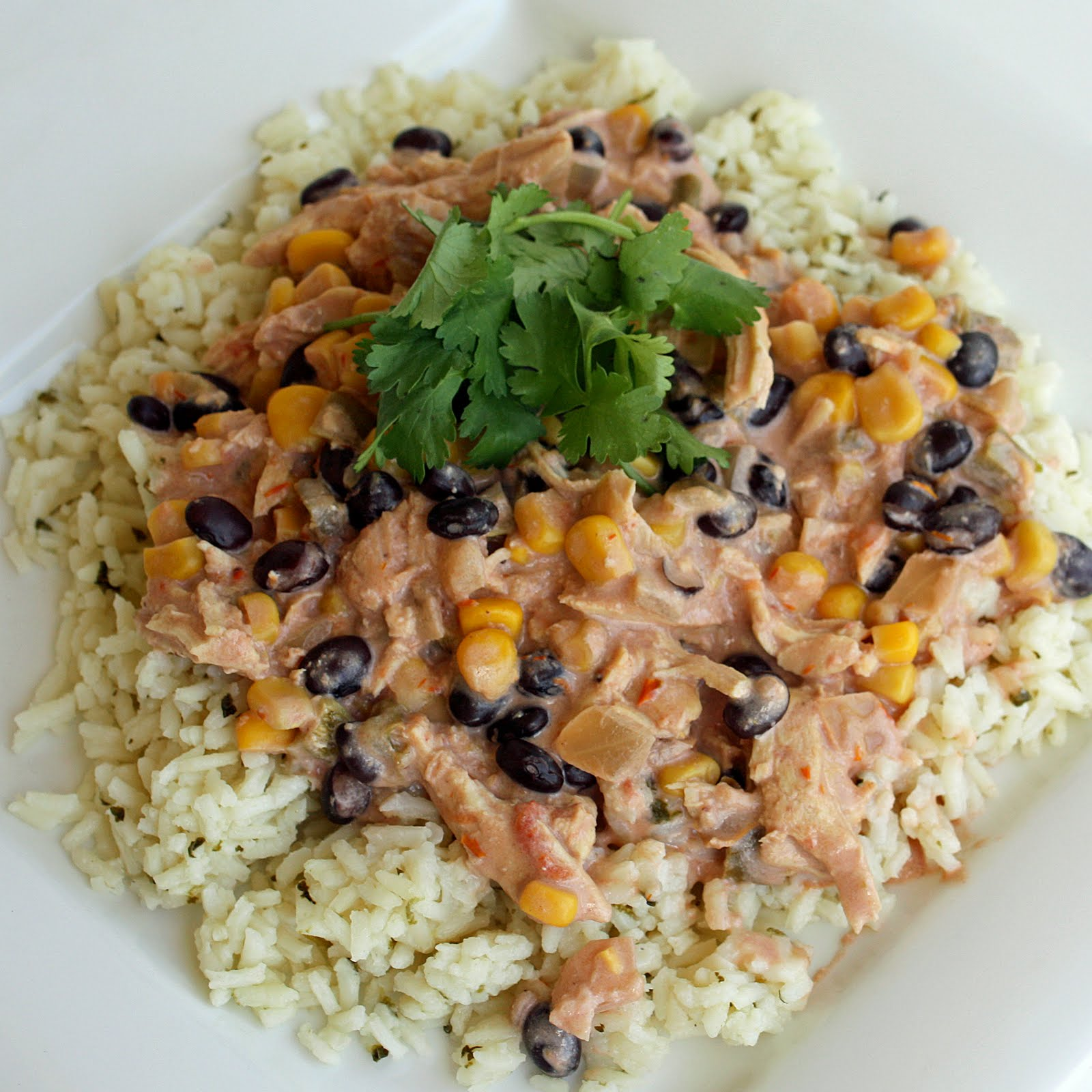 Love to Cook: Fiesta Chicken (The Girl Who Ate Everything)