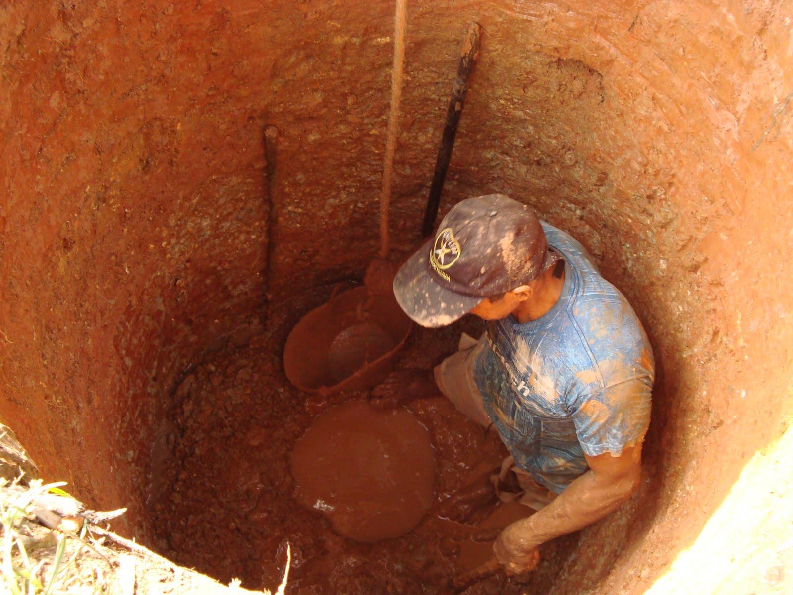 Acuicultura jovenes rurales construcci n pozo for Construccion de estanques acuicolas