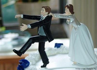 торта - Сватбената торта Funny+wedding+cakes+3