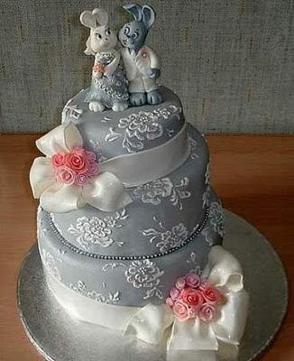 торта - Сватбената торта Funny+wedding+cakes+22