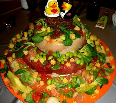 торта - Сватбената торта Funny+wedding+cakes+33