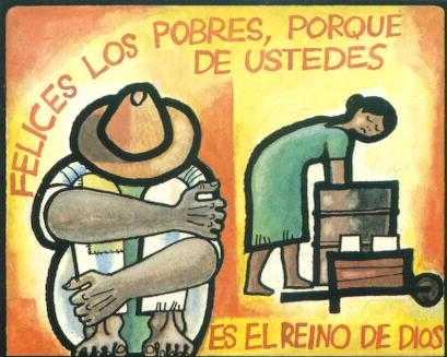 Bienaventurados los pobres