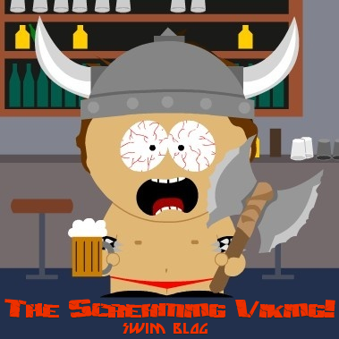 The Screaming Viking! Swim Show