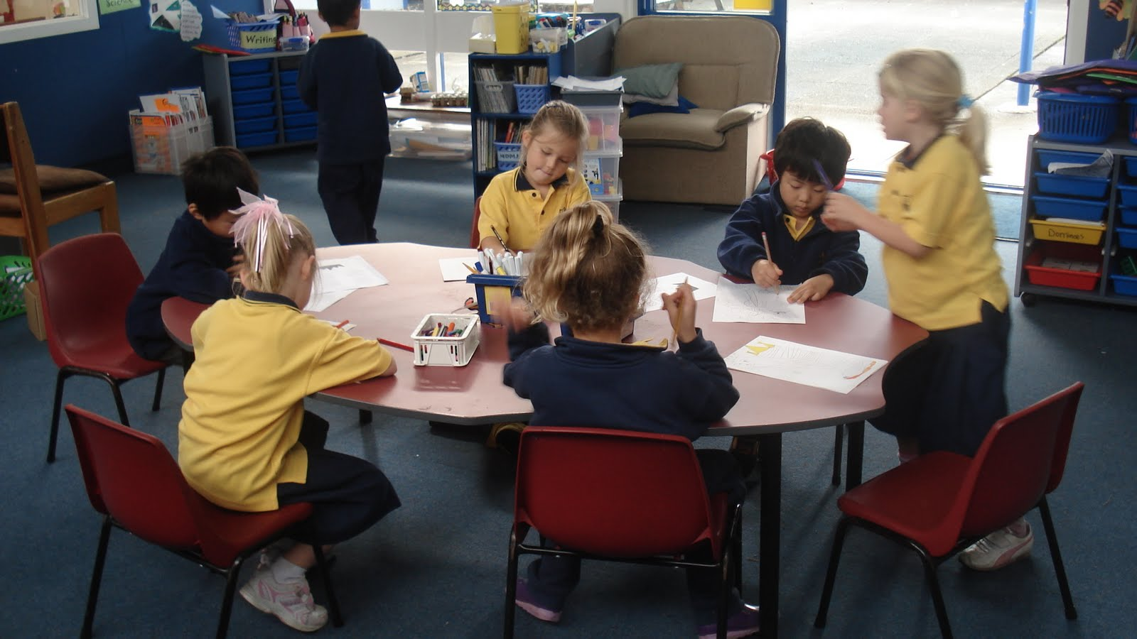 Collaborative Learning In Classroom Interaction ~ American teacher in auckland may