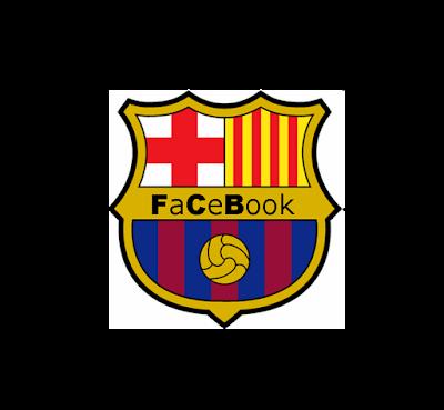 Escudo de FaCeBook Club Barcelona: la Peña más grande del mundo del FCBarcelona