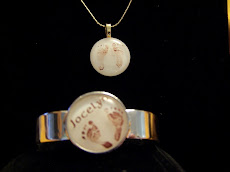 Custom Made Glass Fused Jewelry