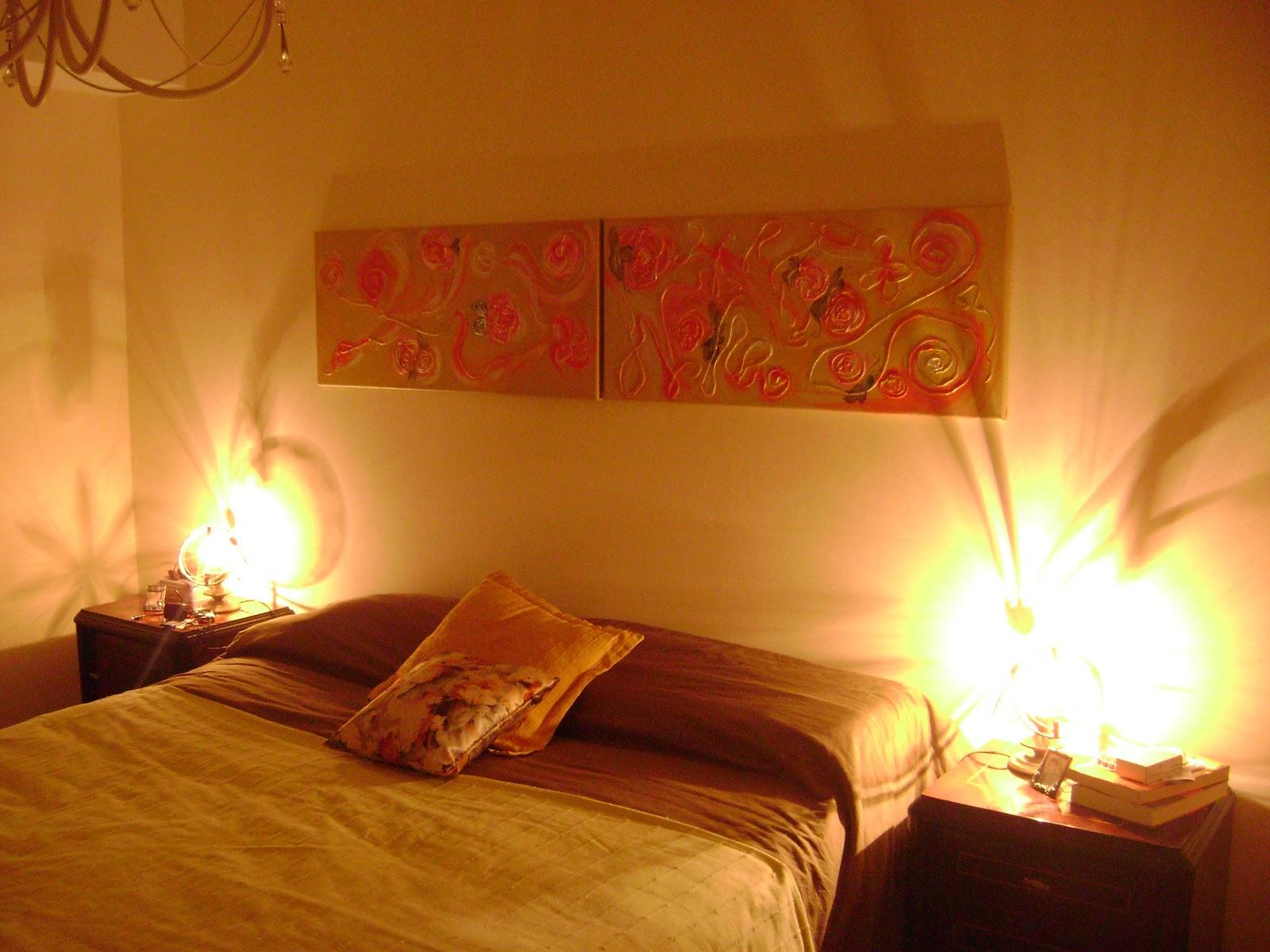 Espacio en construcci n colores c lidos - Dormitorios colores calidos ...