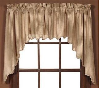 Shopzilla - Quilted Window Valances Curtains & Drapes shopping