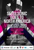 SEOULSONIC goes to North America
