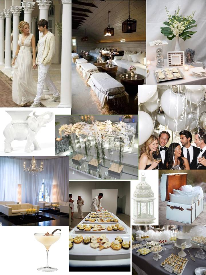 Rivernorthlove end of summer white party for Summer white party ideas