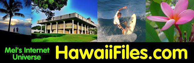Mel's Internet Universe | The Hawaii Files