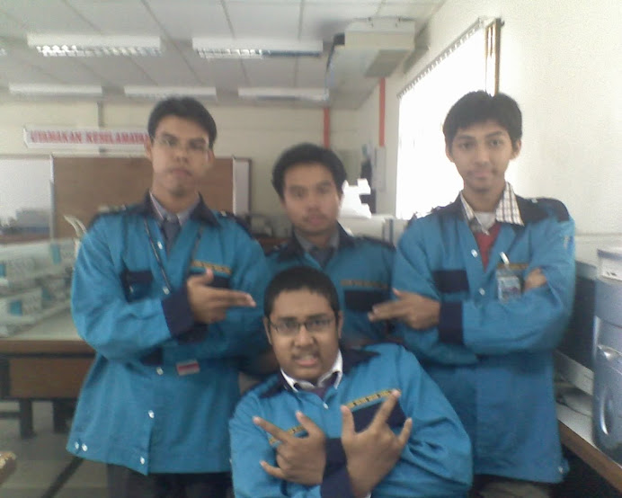 Amir, Sabri, Budin, Firdaus