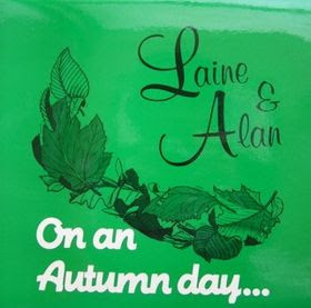 Cover Album of Laine and Alan - On an Autumn Day... (1982)