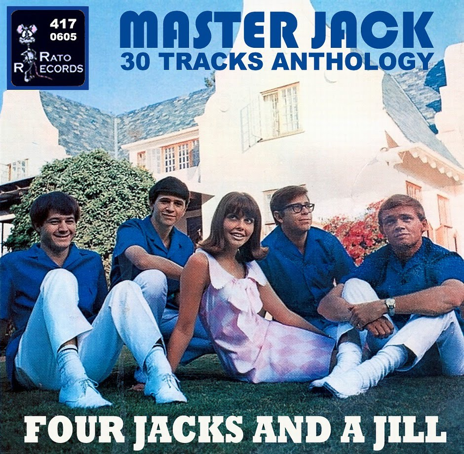 Four Jacks & a Jill - Master Jack: 30 Tracks Anthology (1977)
