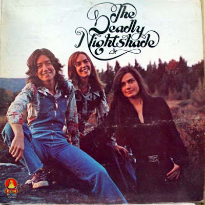 The Deadly Nightshade - The Deadly Nightshade (1975)