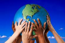 União das raças por um mundo melhor com Jesus, O Salvador!!!