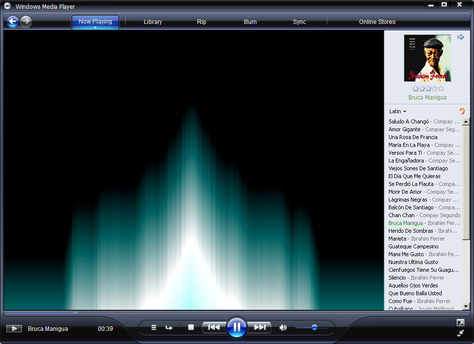 Microsoft Windows Media Player 11