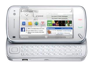 Nuevo Nokia N97, El Mejor Nokia N-Series