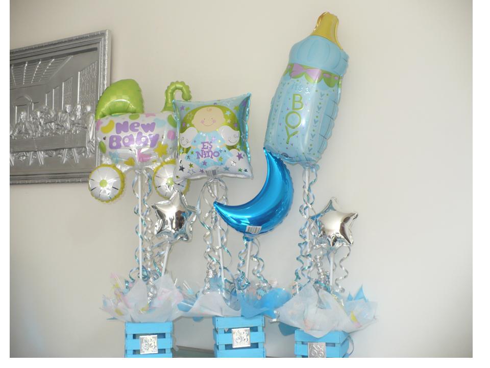 Ideas Para Baby Shower De Nio Elegant Centros De Mesa Para Baby