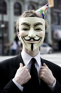 Guy Fawkes Mask