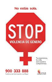 Violencia de género: tolerancia CERO