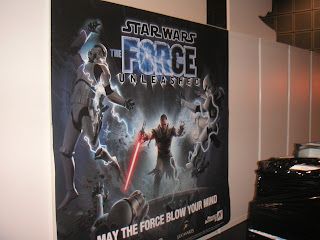 Star Wars Forced Unleashed!