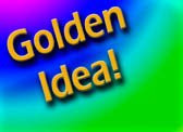 Golden Idea graphic
