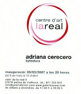 Adriana Cerecero en Palma de Mallorca