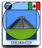 Vota por Chichén Itzá