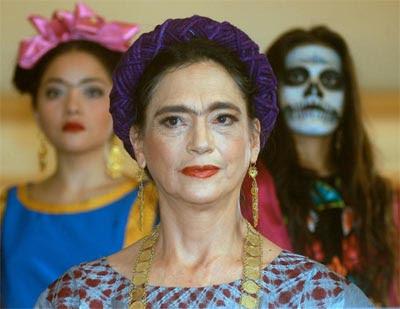 Ofelia Medina en Cada quien su Frida