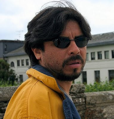 El director mexicano de teatro Germn Corona