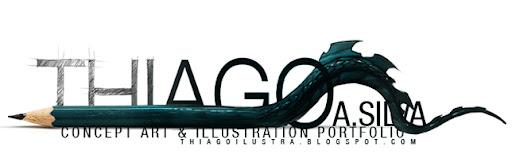 ::::::::Thiago A Silva ::::: Concept Art  Hqs  Illustration