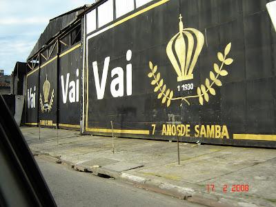 Escola de Samba Vai-vai - São Paulo, Brasil - free picture by Emilio Pechini